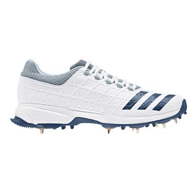 adidas SL 22 FS Cricket Spikes pentru Barbati alb albastru