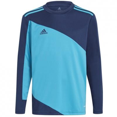 Adidas Squadra 21 Goalkepper Jersey Youth Jersey albastru-bleumarin GN6947 pentru Copii