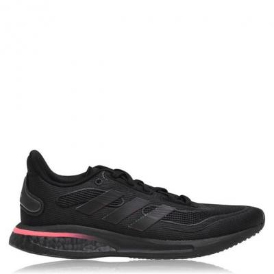 Adidasi alergare adidas Supernova pentru femei negru roz
