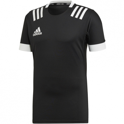 Adidas TW 3S Jersey F negru And alb DY8502