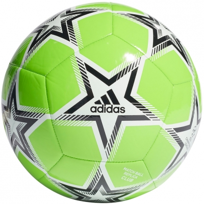 Adidas UCL Club Pyrostorm Ball verde H57053