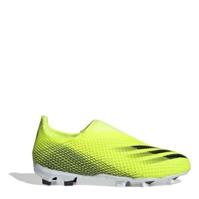 adidas X Ghosted3 FG Jn99 galben negru albastru