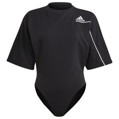 adidas ZNE Bodysuit pentru Femei negru