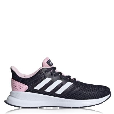 Adidasi alergare adidas Runfalcon pentru femei bleumarin roz