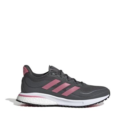 Adidasi alergare adidas Supernova COLD.RDY pentru femei gri