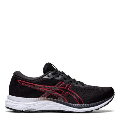 Adidasi alergare Asics Gel Excite 7 pentru Barbati negru rosu