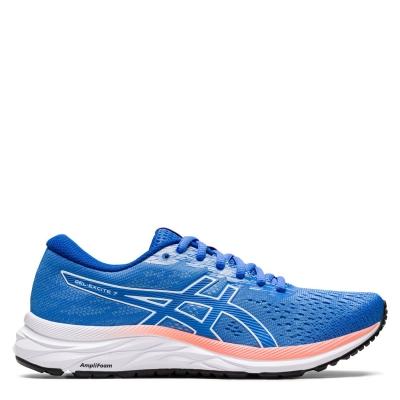 Adidasi alergare Asics Gel Excite 7 pentru Femei albastru alb