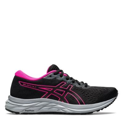 Adidasi alergare Asics Gel Excite 7 pentru Femei negru roz