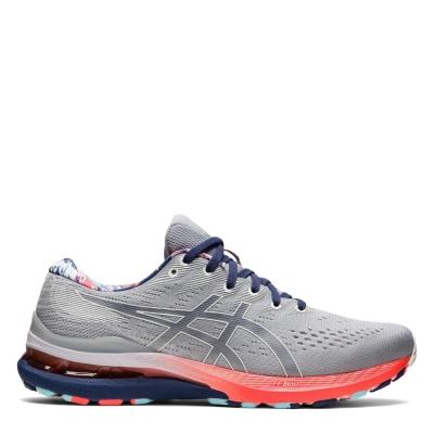Adidasi alergare Asics Gel Kayano 28 pentru Barbati gri albastru