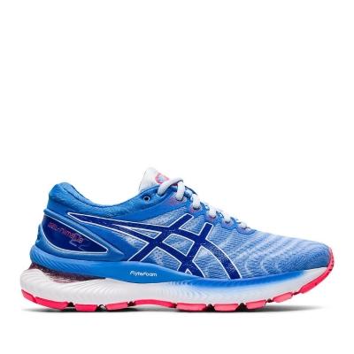 Adidasi alergare Asics Gel Nimbus 22 pentru Femei albastru