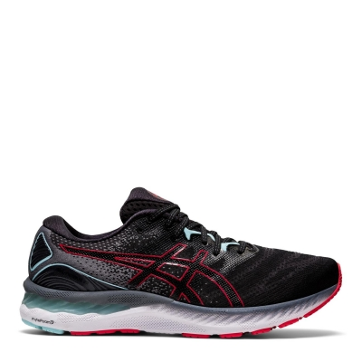 Adidasi alergare Asics Gel Nimbus 23 pentru Barbati negru rosu