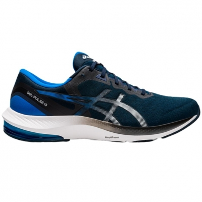 Adidasi alergare Asics Gel Pulse 13 bleumarin- alb 1011B175 400 pentru Barbati