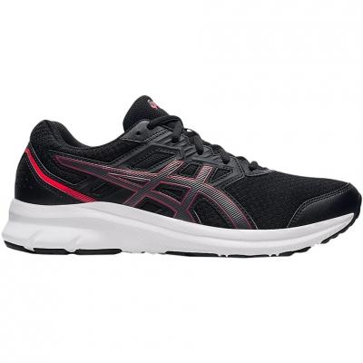 Adidasi alergare Asics Jolt 3 negru-rosu 1011B034 006 pentru Barbati