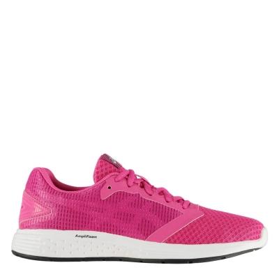 Adidasi alergare Asics Patriot 10 pentru Femei roz alb
