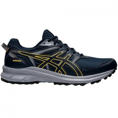 Adidasi alergare Asics Trail Scout 2 bleumarin 1011B181 400 pentru Barbati