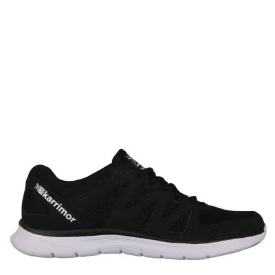 Adidasi alergare Karrimor Duma pentru Barbati negru alb