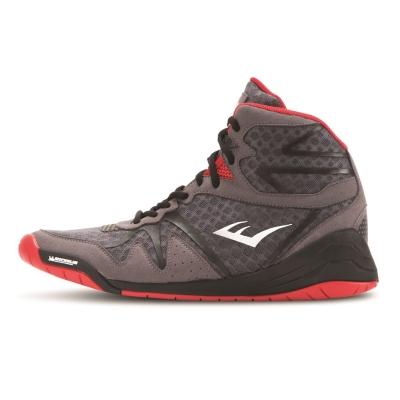 Adidasi alergare Everlast Pivot pentru Barbati gri rosu