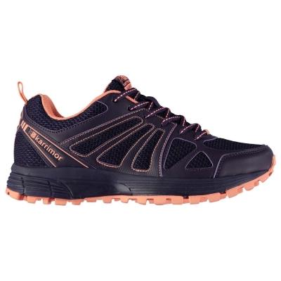 Adidasi alergare Karrimor Caracal pentru Femei mov coral