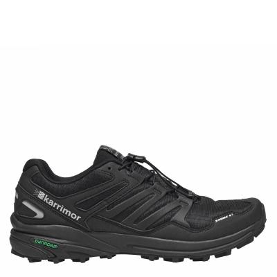 Adidasi alergare Karrimor Sabre Trail pentru Barbati negru