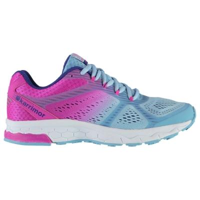Adidasi alergare Karrimor Tempo pentru Femei albastru roz