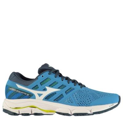 Adidasi alergare Mizuno Wave Equate 3 pentru Barbati albastru alb