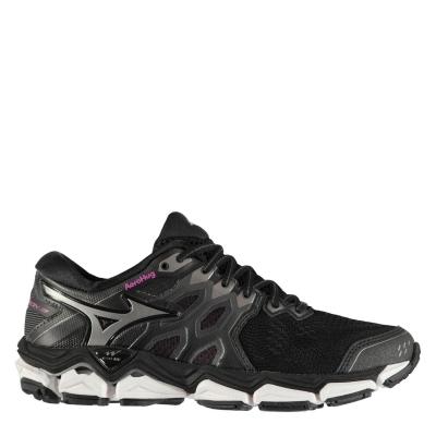 Adidasi alergare Mizuno Wave Horizon 3 pentru Femei negru roz