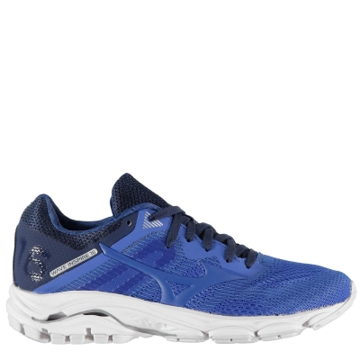 Adidasi alergare Mizuno Wave Inspire 16 pentru Femei albastru