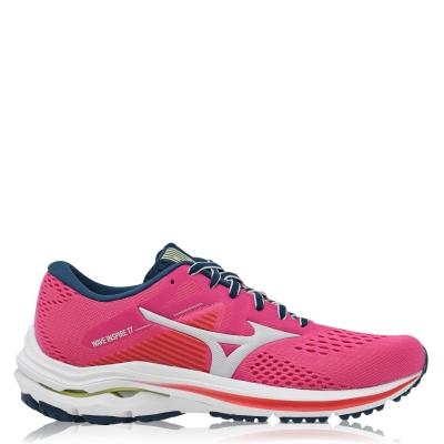 Adidasi alergare Mizuno Wave Inspire 17 pentru Femei phlox roz