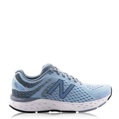 Adidasi alergare New Balance 680 v6 pentru Femei albastru alb