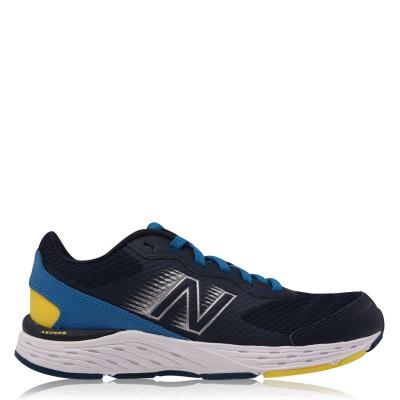 Adidasi alergare New Balance Balance 680 Road albastru