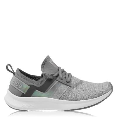 Adidasi alergare New Balance Nergize pentru femei gri alb