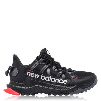 Adidasi alergare New Balance Shando Ruju pentru Barbati negru gri rosu