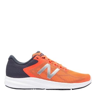 Adidasi alergare New Balance W 490 pentru Femei coral gri alb