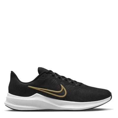 Adidasi alergare Nike Downshifter 11 pentru Barbati negru auriu