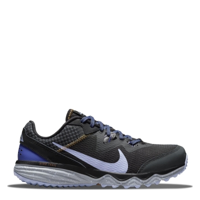 Adidasi alergare Nike Juniper Trail pentru Femei inchis gri