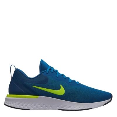 Adidasi alergare Nike Odyssey React pentru Barbati verde albastru