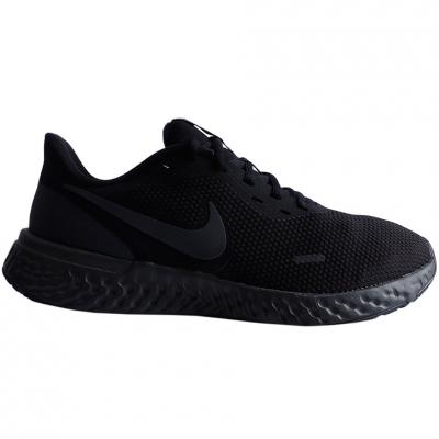 Adidasi alergare Nike Revolution 5 4E negru BQ6714 004 pentru Barbati