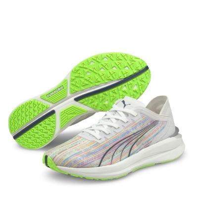Adidasi alergare Puma Electrify Nitro SP pentru Femei alb verde