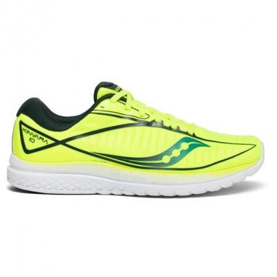 Adidasi alergare Saucony Kinvara 10 pentru Barbati galben bleu