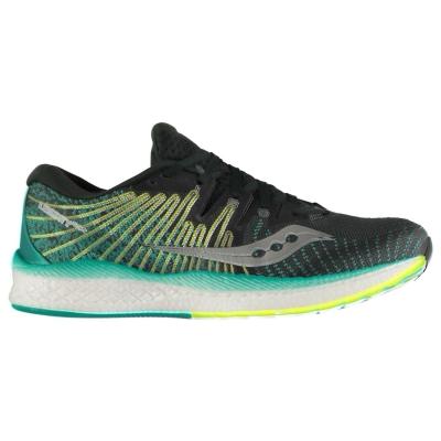 Adidasi alergare Saucony Liberty ISO 2 pentru Barbati verde bleu