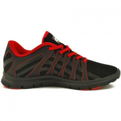 Adidasi alergare Spokey negru SH-307-MS16-99X femei