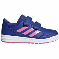 Adidasi copii Adidas AltaSport CF K mov roz D96823