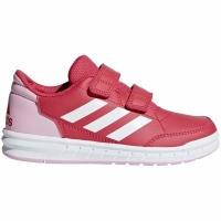Adidasi copii Adidas AltaSport CF K rosu roz D96824
