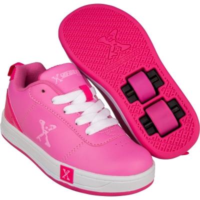 Adidasi cu role Sidewalk Sport Sport Lane pentru fete roz