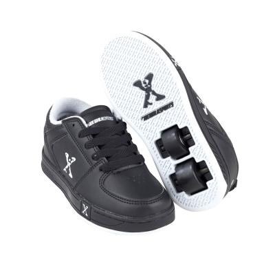 Adidasi cu role Sidewalk Sport Street pentru Copii negru