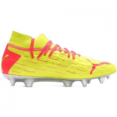 Adidasi de fotbal Puma Future 51 Netfit OSG FG AG 105946 01 pentru copii pentru Copii