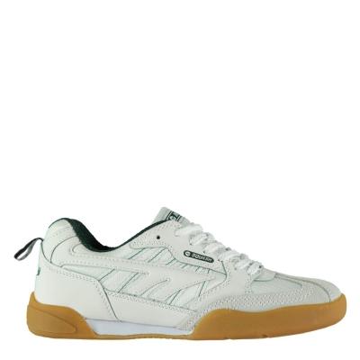 Adidasi de squash Hi Tec alb verde
