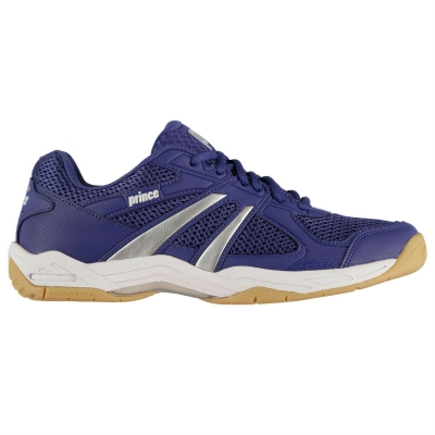 Prince Turbo Pro Indoor Shoes bleumarin alb