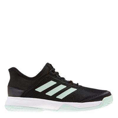 Adidasi de Tenis adidas adiZero Club pentru Copii negru verde