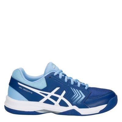 Adidasi de Tenis Asics Gel Dedicate albastru